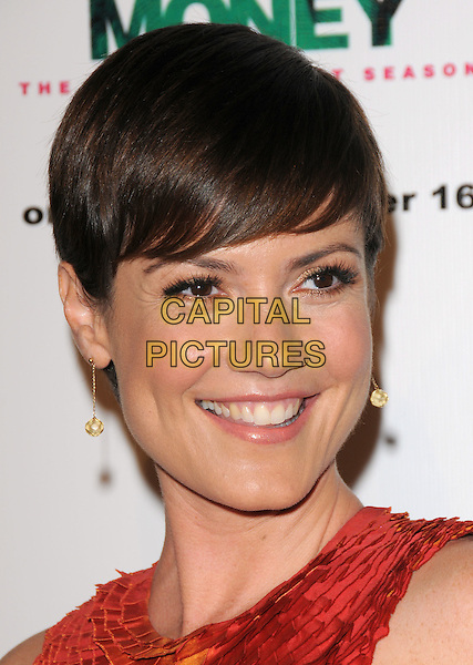 "ZOE McLELLAN.""Dirty Sexy Money"" Season One DVD Premiere held at The Edison Downtown in Los Angeles, California, USA..September 8th, 2008.headshot portrait                                      .CAP/DVS.©Debbie VanStory/Capital Pictures."