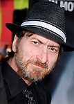 """Writer/Artist Frank Miller arrives at the The World Premiere of """"The X-Files: I Want To Believe"""" at Mann's Grauman Chinese Theatre on July 23, 2008 in Hollywood, California."""