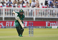Imam-ul-Haq (Pakistan) pushes into the off side and sets off for a single during Pakistan vs Bangladesh, ICC World Cup Cricket at Lord's Cricket Ground on 5th July 2019