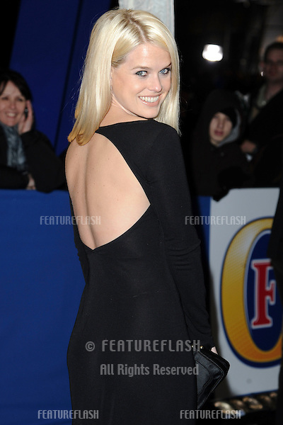 Alice Eve arriving for 2011 Comedy Awards at Indigo, O2 arena, London. 22/01/2011  Picture by: Steve Vas / Featureflash