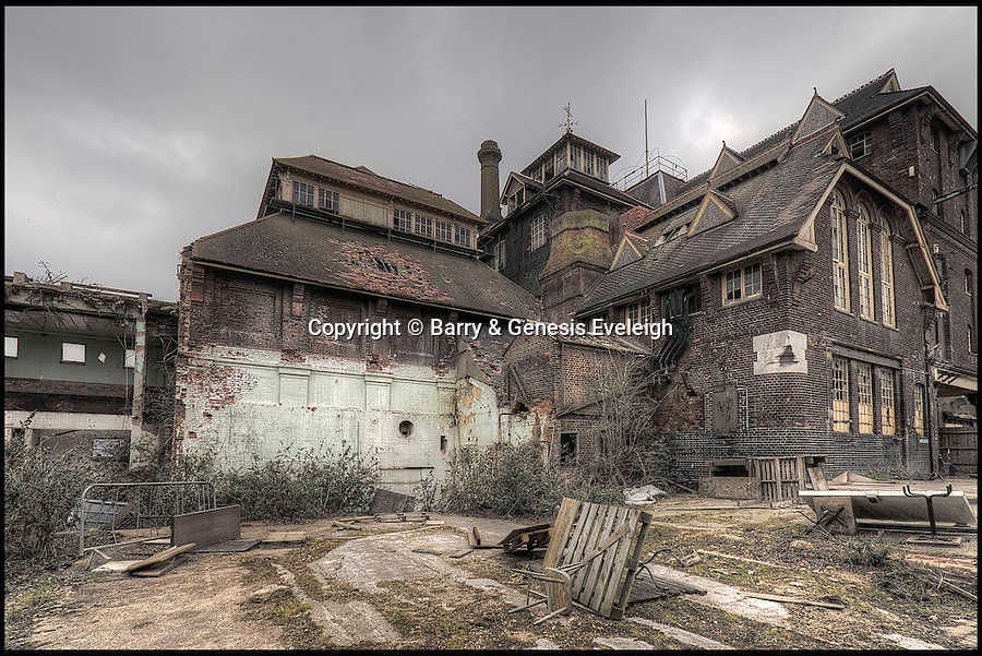 BNPS.co.uk (01202 558833)<br /> Pic: Barry&GenesisEveleigh/BNPS<br /> <br /> The Tolly Cobbold, Cliff Quay, Cliff Road, Ipswich.<br /> <br /> Loving owners are being sought for hundreds of historic but crumbling buildings across Britain in a desperate bid to prevent them from being lost forever.<br /> <br /> A host of long-forgotten properties from all over the country feature in a newly-compiled 'lonely hearts' list of once-great places which have fallen into disrepair.<br /> <br /> The neglected buildings urgently in need of new owners include listed country piles, cottages and farmhouses, churches and chapels, pubs, shops, a former rifle range and even an WWII anti-aircraft supply depot.<br /> <br /> One hundred dilapidated and threatened buildings have been chronicled in a new book called Falling in Love published by campaign group Save Britain's Heritage in the hope of attracting buyers for them.