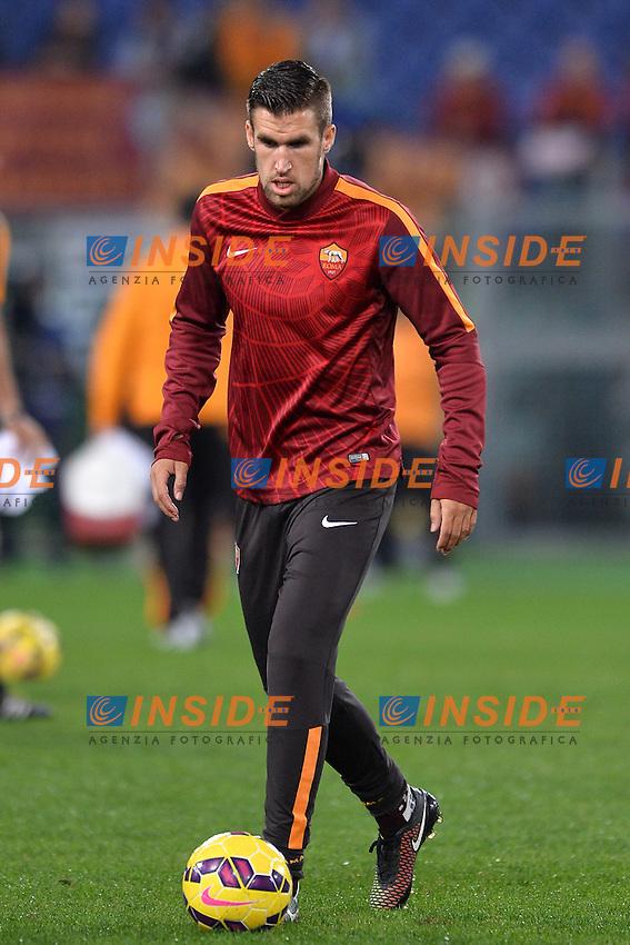 Kevin Strootman Roma.<br /> Roma 9-11-2014 Stadio Olimpico. Football Calcio 2014/2015 Serie A. AS Roma - Torino. Foto Antonietta Baldassarre / Insidefoto