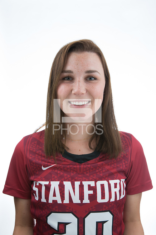 Stanford, CA - August 11, 2017: The Stanford Field Hockey Team