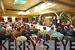 Large crowds attend a special public meeting titled 'Citizens Against Charges', held last Monday night in The Devon Inn, Templeglantine, to highlight peoples discontent with proposed government charges and cutbacks.