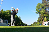 Ben BARHAM (ENG) during round 1 of the 2015 BMW PGA Championship over the West Course at Wentworth, Virgina Water, London. 21/05/2015<br /> Picture Fran Caffrey, www.golffile.ie: