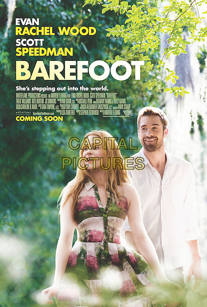 POSTER ART<br /> in Barefoot (2014) <br /> *Filmstill - Editorial Use Only*<br /> CAP/FB<br /> Image supplied by Capital Pictures
