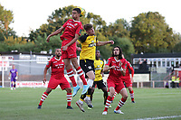 George Saunders of Hornchurch during Hornchurch vs Margate, BetVictor League Premier Division Football at Hornchurch Stadium on 13th August 2019