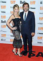 10 September 2017 - Toronto, Ontario Canada - Jennifer Lawrence, Javier Bardem. 2017 Toronto International Film Festival - &quot;mother!&quot; Premiere held at TIFF Bell Lightbox. <br /> CAP/ADM/BPC<br /> &copy;BPC/ADM/Capital Pictures