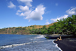 woman on beach at Ocotal in Guanacaste Provence