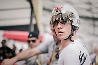 Michal Kwiatkowski (POL/SKY) pre-TT<br /> <br /> 104th Tour de France 2017<br /> Stage 20 (ITT) - Marseille › Marseille (23km)