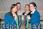 Heineken Cup at Mounthawk School Tralee.