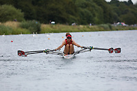 Race: 127  W.2x (Band 3)  Final<br /> <br /> Peterborough Summer Regatta 2018 - Saturday<br /> <br /> To purchase this photo, or to see pricing information for Prints and Downloads, click the blue 'Add to Cart' button at the top-right of the page.