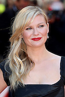 Kirsten Dunst at the Two Faces Of January - UK film premiere held at the Curzon Mayfair, London. 13/05/2014 Picture by: Henry Harris / Featureflash