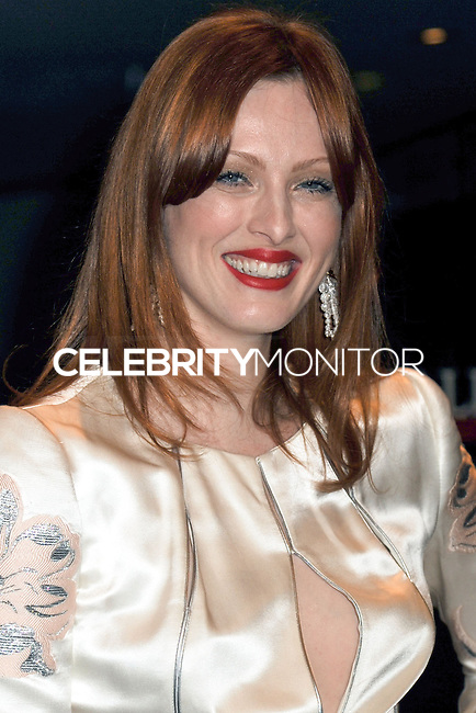 NEW YORK CITY, NY, USA - NOVEMBER 10: Karen Elson arrives at the 2014 Glamour Women Of The Year Awards held at Carnegie Hall on November 10, 2014 in New York City, New York, United States. (Photo by Celebrity Monitor)