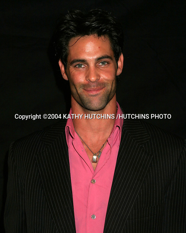 ©2004 KATHY HUTCHINS /HUTCHINS PHOTO.EVENING WITH THE STARS.BENEFITIG THE DESI GEESTMAN FOUNDATION.LOS ANGELES, CA.September 12, 2004..JASON SHANE SCOTT