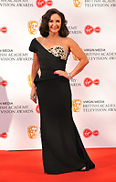 Shirley Ballas at the British Academy (BAFTA) Television Awards 2019, Royal Festival Hall, Southbank Centre, Belvedere Road, London, England, UK, on Sunday 12th May 2019.<br /> CAP/CAN<br /> ©CAN/Capital Pictures