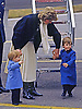 "PRINCE HARRY_21 years on.Prince Harry First Steps.Diana, Princess of Wales clutches baby Prince Harry and by the hand as she helps Prince William when they arrive at Aberdeen Airport on their way to Balmoral in March 1986..Prince Harry celebrates his 21st birthday on the 15th of September 2005..Mandatory credit photo: ©FRANCIS DIAS/NEWSPIX INTERNATIONAL..(Failure to credit will incur a surcharge of 100% of reproduction fees).Immediate notification of usage required...**ALL FEES PAYABLE TO: ""NEWSPIX INTERNATIONAL""**..Newspix International, 31 Chinnery Hill, Bishop's Stortford, ENGLAND CM23 3PS.Tel:+441279 324672.Fax: +441279656877.Mobile:  07775681153.e-mail: info@newspixinternational.co.uk"