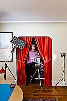 Portraits of Andrew Kalman - Pumpkin Inc. - 2010
