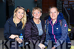 Rachel and Mary Brennan with Ka Moynihan waiting for the bus at the MS Walk Old Kenmare Walk on Sunday