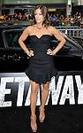 Rebecca Budig at the Los Angels premiere of Getaway held at the Regency Village Theater August 26, 2013