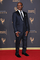 10 September  2017 - Los Angeles, California - Courtney B. Vance. 2017 Creative Arts Emmys - Arrivals held at Microsoft Theatre L.A. Live in Los Angeles. <br /> CAP/ADM/BT<br /> &copy;BT/ADM/Capital Pictures