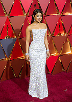 www.acepixs.com<br /> <br /> February 26 2017, Hollywood CA<br /> <br /> Priyanka Chopra arriving at the 89th Annual Academy Awards at Hollywood &amp; Highland Center on February 26, 2017 in Hollywood, California.<br /> <br /> By Line: Z17/ACE Pictures<br /> <br /> <br /> ACE Pictures Inc<br /> Tel: 6467670430<br /> Email: info@acepixs.com<br /> www.acepixs.com
