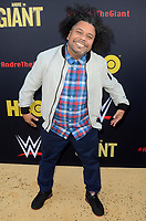 """LOS ANGELES - FEB 29:  Orlando Leyba at the """"Andre The Giant"""" HBO Premiere at the Cinerama Dome on February 29, 2018 in Los Angeles, CA"""