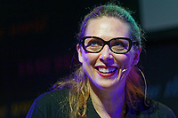 Pictured: Helena Sanson.<br /> Re: Hay Festival at Hay on Wye, Powys, Wales, UK. Friday 25 May 2018