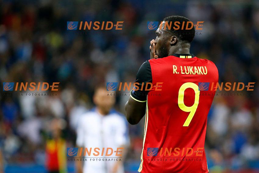 Lukaku Romelu forward of Belgium <br /> Lyon 13-06-2016 Stade de Lyon Footballl Euro2016 Belgium - Italy / Belgio - Italia Group Stage Group D. Foto photonews / Panoramic  / Insidefoto