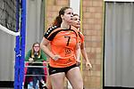 2017-10-28 / Volleybal / Seizoen 2017-2018 / Dames VC Heist-Herenthout / Lina Vrijsen<br /> <br /> ,Foto: Mpics.be