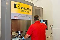 Kennametal Extrude Hone machine.