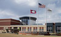 NWA Democrat-Gazette/JASON IVESTER<br /> Siloam Springs High School; photographed on Thursday, Feb. 23, 2017