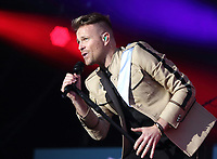 SEP 15 Westlife @ BBC R2 in Hyde Park