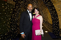"""ABC, DISNEY TV STUDIOS, FX, HULU, & NATIONAL GEOGRAPHIC 2019 EMMY AWARDS NOMINEE PARTY:  Keegan Michael Key and Elisa Pugliese attend the """"ABC, Disney TV Studios, FX, Hulu & National Geographic 2019 Emmy Awards Nominee Party"""" at Otium on September 22, 2019 in Los Angeles, California. (Photo by PictureGroup/Walt Disney Television)"""