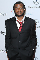 """HOLLYWOOD, LOS ANGELES, CA, USA - FEBRUARY 26: Miles Duke at The Art Of Elysium's 7th Annual """"Pieces Of Heaven"""" Charity Art Auction held at Siren Studios on February 26, 2014 in Hollywood, Los Angeles, California, United States. (Photo by David Acosta/Celebrity Monitor)"""