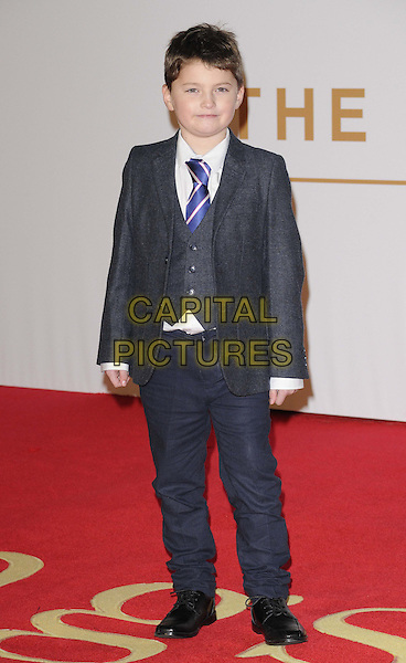 LONDON, ENGLAND - JANUARY 14: Alex Nikolov attends the &quot;Kingsman: The Secret Service&quot; world film premiere, Odeon Leicester Square cinema, Leicester Square, on Wednesday January 14, 2015 in London, England, UK. <br /> CAP/CAN<br /> &copy;CAN/Capital Pictures