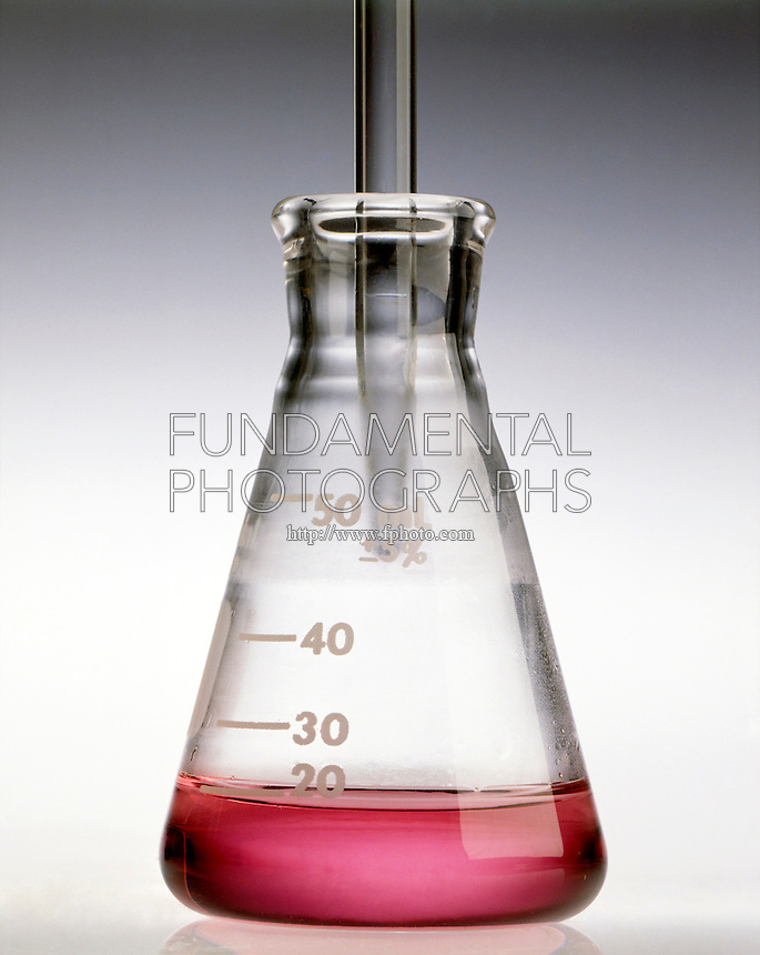 HYDROCHLORIC ACID ADDED TO COBALT II NITRATE<br />