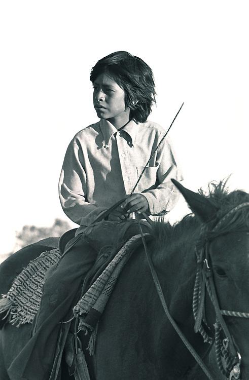 Riding the Plains