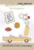 Marcello, CHILDREN BOOKS, BIRTHDAY, GEBURTSTAG, CUMPLEAÑOS, paintings+++++,ITMCEDH1355,#Bi#, EVERYDAY