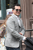 NEW YORK, NY - JULY 13: John Leguizamo seen arriving at The Public Theater on July 13, 2017 in New York City. Credit: DC/Media Punch