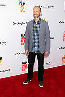 """LOS ANGELES - JUN 19:  David Leslie Johnson at the 2017 Los Angeles Film Festival - """"Annabelle: Creation"""" Premiere at the The Theatre at Ace Hotel on June 19, 2017 in Los Angeles, CA"""