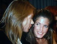 #AxlRose #StephanieSeymour 1991<br /> Photo By Adam Scull/PHOTOlink.net