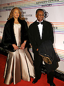 Washington, DC - December 2, 2007 -- Jessica Isaacs and Arthur Mitchell arrive at the John F. Kennedy Center for the Performing Arts for the gala performance honoring the 30th Annual Kennedy Center honorees in Washington, D.C. on Sunday, December 2, 2007. The honorees for 2007 are: Leon Fleischer, Steve Martin, Diana Ross, Martin Scorsese, and Brian Wilson..Credit: Ron Sachs / CNP