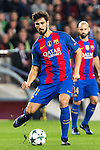 FC Barcelona's Andre Gomes during Champions League match between Futbol Club Barcelona and VfL Borussia Mönchengladbach  at Camp Nou Stadium in Barcelona , Spain. December 06, 2016. (ALTERPHOTOS/Rodrigo Jimenez)