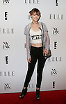 Model Peyton Knight Attends E!, ELLE & IMG KICK-OFF NYFW: THE SHOWS WITH EXCLUSIVE CELEBRATION HELD AT SANTINA IN THE MEAT PACKING DISTRICT