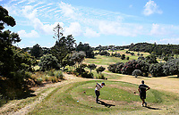Semi Finals. Day Four of the Toro Interprovincial Men's Championship, Mangawhai Golf Course, Mangawhai,  New Zealand. Saturday 9 December 2017. Photo: Simon Watts/www.bwmedia.co.nz