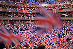 LAST NIGHT OF THE PROMS LONDON UK