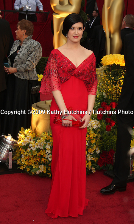 Phoebe Cates  arriving at the 81st Academy Awards at the Kodak Theater in Los Angeles, CA  on.February 22, 2009.©2009 Kathy Hutchins / Hutchins Photo...                .