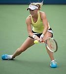 Alison Riske (USA) Defeats Petra Kvitova (CZE) 6-3, 6-0
