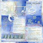 Isabella, CHRISTMAS SYMBOLS, corporate, paintings(ITKE501842,#XX#) Symbole, Weihnachten, Geschäft, símbolos, Navidad, corporativos, illustrations, pinturas